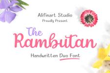 The Rambutan illustration 2