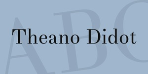 Theano Didot illustration 1