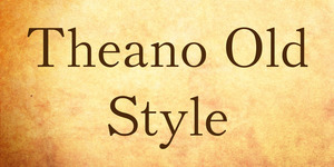 Theano Old Style illustration 5