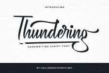 Thundering Demo illustration 2