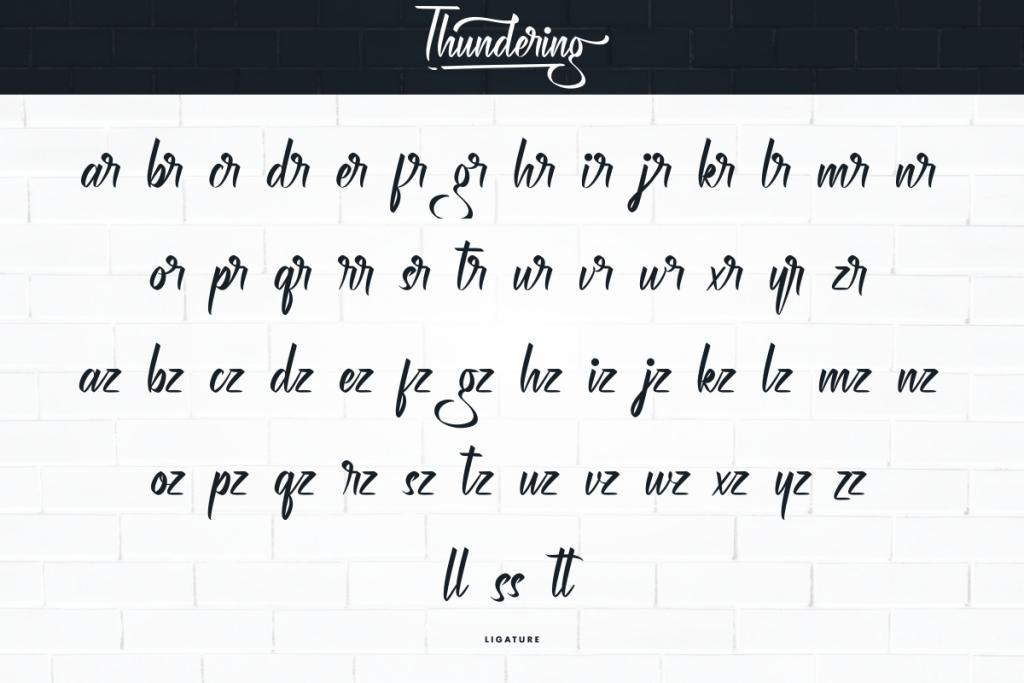 Thundering Demo illustration 8