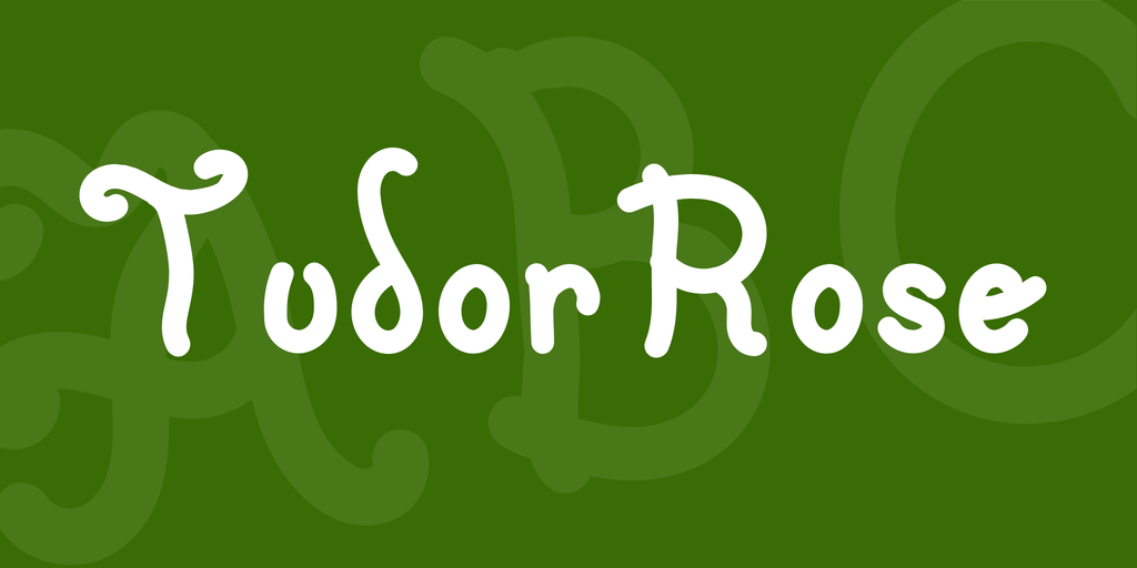 TudorRose illustration 2