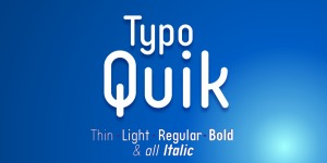 Typo Quik illustration 1