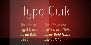 Typo Quik illustration 5