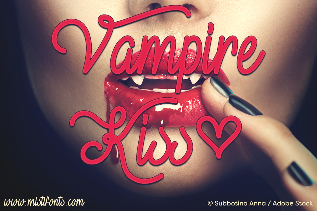 Vampire Kiss Demo illustration 6