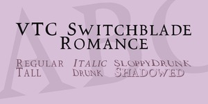 VTC Switchblade Romance illustration 1