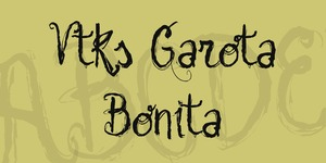 Vtks Garota Bonita illustration 1