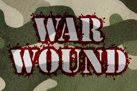 War Wound illustration 1
