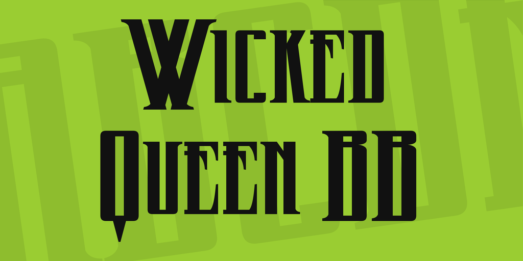 Wicked Queen BB illustration 1