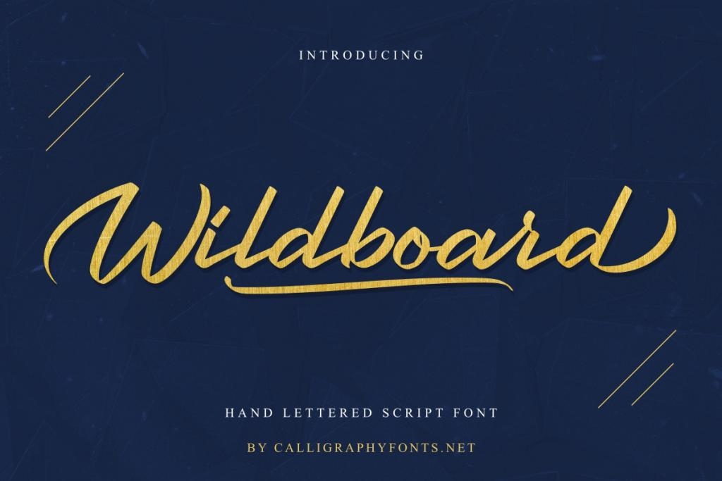 Wildboard Demo illustration 12