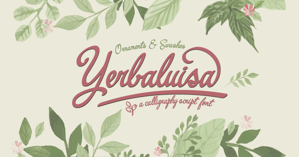 Yerbaluisa illustration 1
