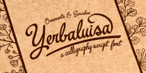 Yerbaluisa illustration 2