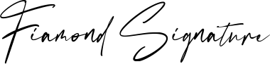 Fiamond Signature